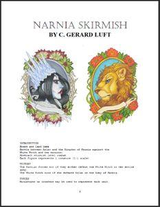 Narnia Skirmish