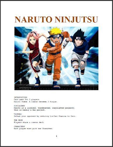 Naruto Ninjutsu