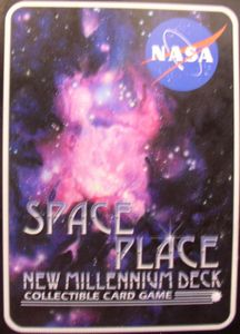 NASA: The Space Place Collectible Card Game