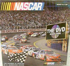 NASCAR The DVD Board Game