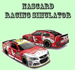 NASCARD Racing Simulator