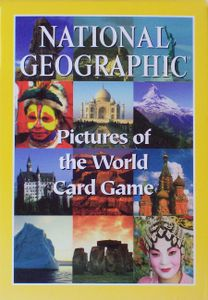 National Geographic: Pictures of the World Card Game
