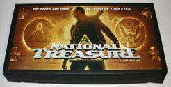 National Treasure Board Game