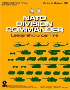 NATO Division Commander