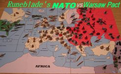 NATO Vs. Warsaw Pact: 1989
