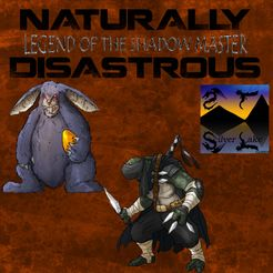 Naturally Disastrous: Legend of the Shadow Master