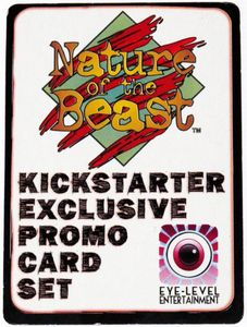 Nature of the Beast: Kickstarter Exclusive Promo Card Set