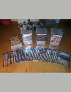 Naval Battles CCG: Cube Game