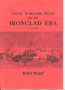 Naval Wargame Rules for the Ironclad Era