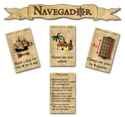 Navegador: Privilege Cards