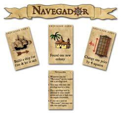 Navegador: Privilege Cards