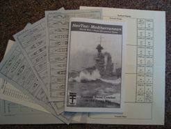 NavTac: Mediterranean – World War I Naval Miniatures Rules: Tactical Naval Combat in the Great War