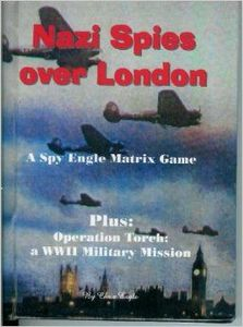 Nazi Spies over London