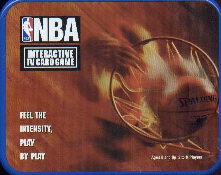 NBA Interactive TV Card Game