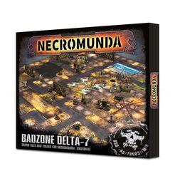 Necromunda: Underhive – Badzone Delta-7