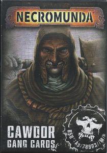 Necromunda: Underhive – Cawdor Gang Cards