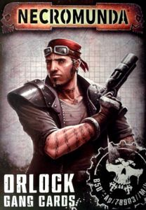Necromunda: Underhive – Orlock Gang Cards