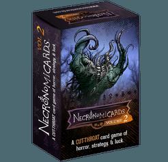 NecronomiCards: Volume 2