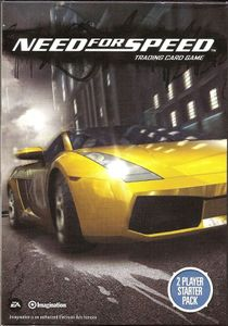 Need for Speed Trading Card Game