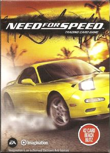 Need for Speed Trading Card Game: Beach Blitz