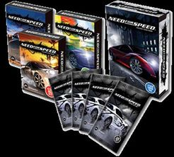 Need for Speed Trading Card Game: Downtown Dash