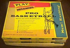 Negamco Pro Basketball Game