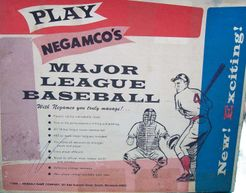 Negamco's Major League Baseball