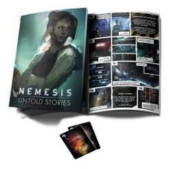 Nemesis: Script Comic Book