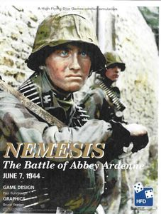 Nemesis: The Battle of Abbey Ardenne, June 7 1944