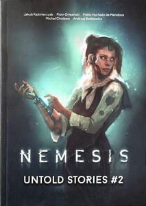 Nemesis: Untold Stories #2