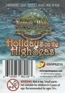 Nemo's War (Second Edition): Holidays on the High Seas