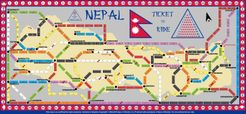 Nepal (fan expansion of Ticket to Ride)