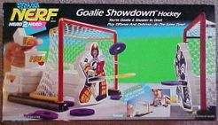 Nerf Goalie Showdown