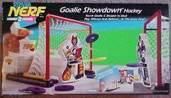 Nerf Goalie Showdown