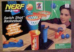 Nerf Swish Shot Basketball