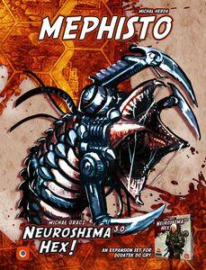 Neuroshima Hex! 3.0: Mephisto