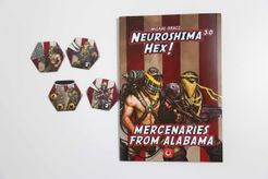 Neuroshima Hex! 3.0 Mercenaries from Alabama