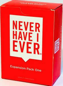 Never Have I Ever: Expansion Pack One