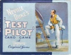Neville Duke's 'Test Pilot' Card Game