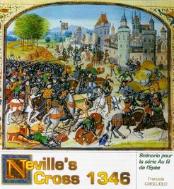 Neville's Cross, 17 Octobre 1346