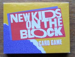 New Kids on the Block Card Game