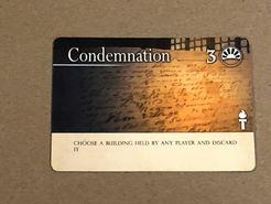 New Salem: Condemnation Promo Card