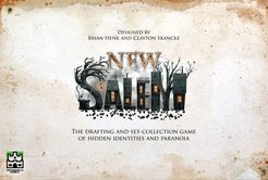 New Salem (first edition)
