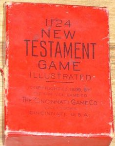 New Testament Game