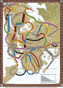 New York (fan expansion for Ticket to Ride)