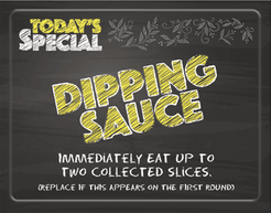 New York Slice: Dipping Sauce