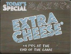 New York Slice: Extra Cheese