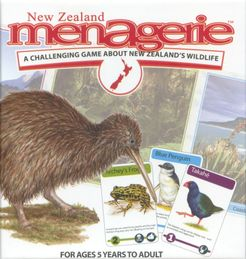 New Zealand Menagerie