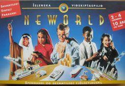 Neworld: íslenska viðskiptaspilið