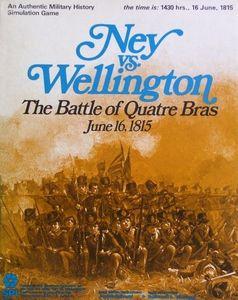 Ney vs. Wellington: The Battle of Quatre Bras